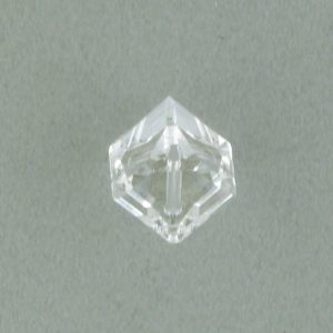 5600 - 6mm Swarovski Diagonal Square Bead - Crystal