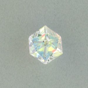 5600 - 6mm Swarovski Diagonal Square Bead - Crystal AB