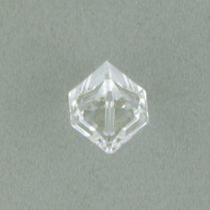 5600 - 8mm Swarovski Diagonal Square Bead - Crystal