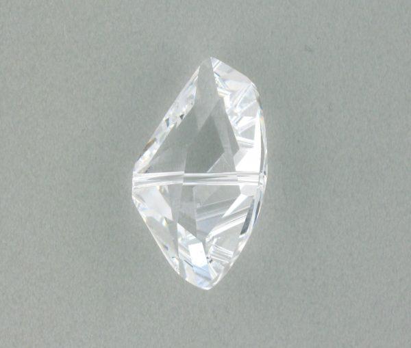5556 - 11x19mm Swarovski Galactic Bead - Crystal