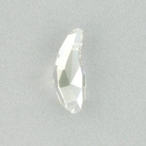 5531 - 28mm Swarovski Aquiline Crystal Bead - Silver shade