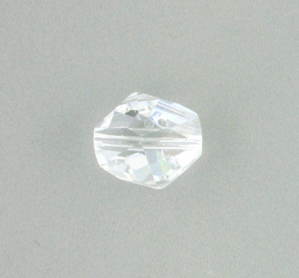 5523 - 12mm Swarovski Cosmic Crystal Bead - Crystal