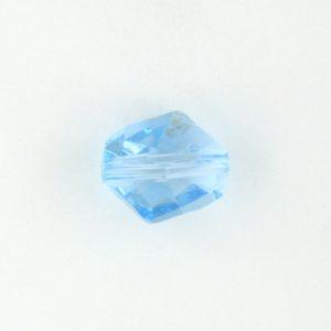 5523 - 12mm Swarovski Cosmic Crystal Bead - Aquamarine