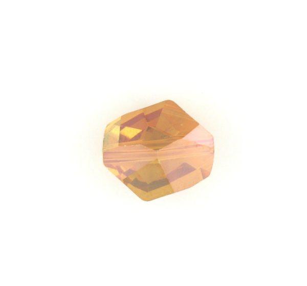 5523 - 12mm Swarovski Cosmic Crystal Bead - Copper