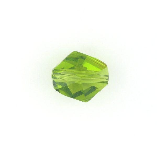 5523 - 12mm Swarovski Cosmic Crystal Bead - Olivine
