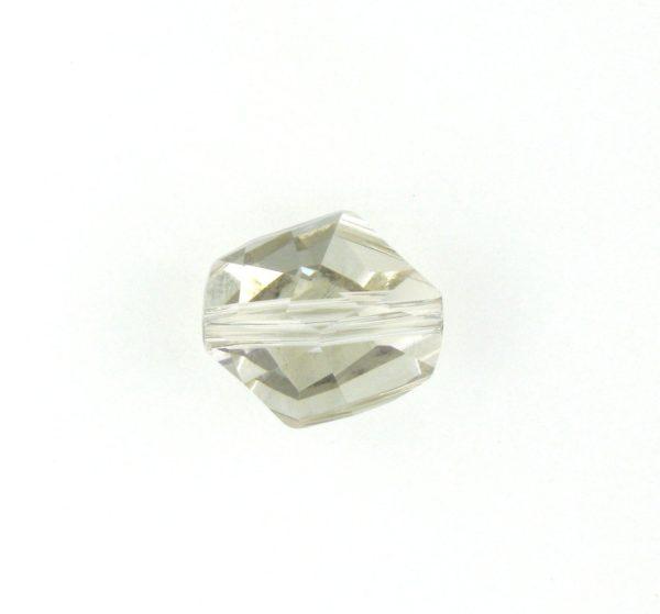 5523 - 12mm Swarovski Cosmic Crystal Bead - Silver Shade