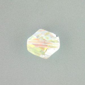 5523 - 12mm Swarovski Cosmic Crystal Bead - Crystal AB
