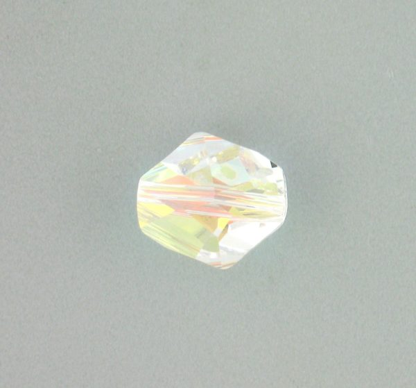 5523 - 12mm Swarovski Cosmic Crystal Bead - Crystal AB