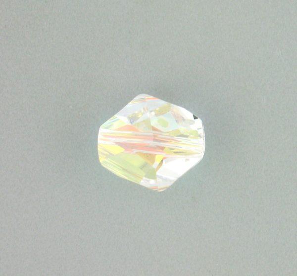 5523 - 16mm Swarovski Cosmic Crystal Bead - Crystal AB