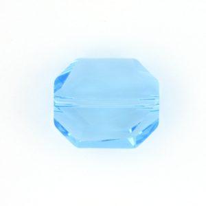 5520 - 12mm Swarovski Graphic Crystal Bead - Aquamarine
