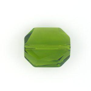 5520 - 12mm Swarovski Graphic Crystal Bead - Olivine