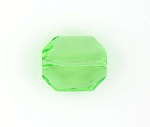 5520 - 12mm Swarovski Graphic Crystal Bead - Peridot