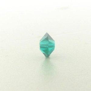 5305 - 5mm Swarovski Rondelle Spacer - Emerald