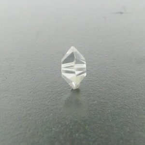 5305 - 5mm Swarovski Rondelle Spacer - Crystal
