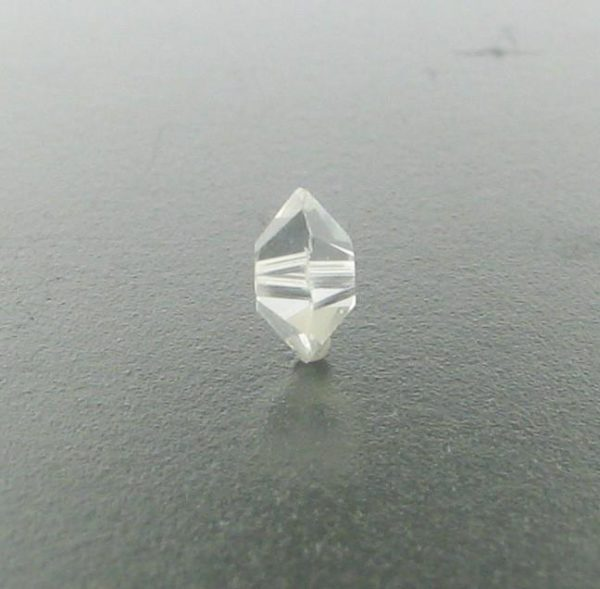 5305 - 6mm Swarovski Rondelle Spacer - Crystal