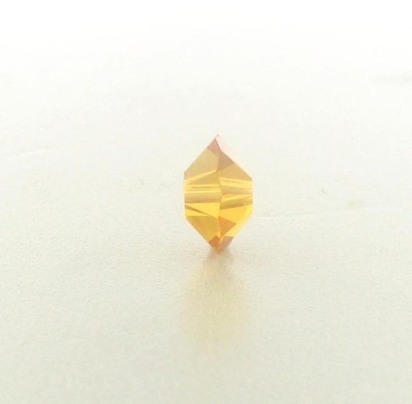 5305 - 6mm Swarovski Rondelle Spacer - Topaz