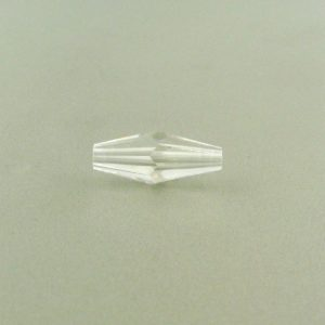5205 - 15x6mm Swarovski Long Bicone Bead - Crystal