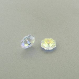 3700 - 8mm Swarovski Margarita Bead - Crystal AB