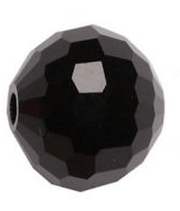 5003 - 6mm Swarovski Disco Ball - Jet