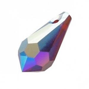 6000 - 11x5.5mm Swarovski Crystal Drop Pendants - Siam AB