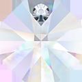 # 6401 - 12mm Swarovski Octagon Pendant - Crystal AB