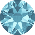 #2012 - SS16 (4.00mm) Swarovski Flat Backs - Aquamarine