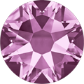 #2028 - SS16 (4.00mm) Swarovski Flat Backs - Light Amethyst