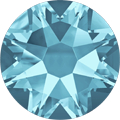 #2012 - SS20 (4.7mm) Swarovski Flat Backs - Aquamarine