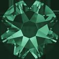#2012 - SS20 (4.7mm) Swarovski Flat Backs - Emerald