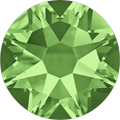 #2012 - SS20 (4.7mm) Swarovski Flat Backs - Peridot