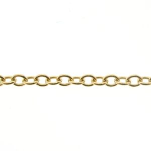 # 2305 - 14K/20 Gold Filled Cable Chain