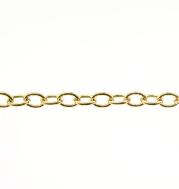 # 2306 - 14K/20 Gold Filled Cable Chain