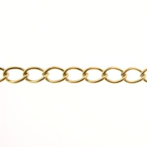 # 2308 - 14K/20 Gold Filled Curb Chain