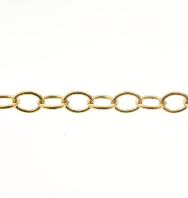 # 2310 - 14K/20 Gold Filled Cable Chain
