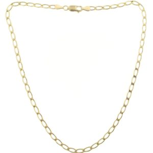 # 2321 - 14K/20 Gold Filled Drawn Chain Necklace