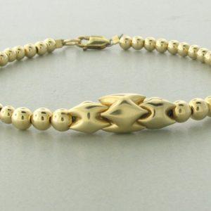 12000 - 14K Gold filled Bracelet