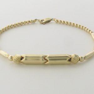 12008 - 14K Gold filled Bracelet
