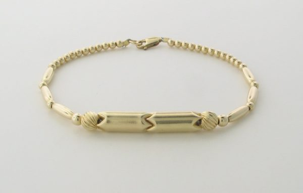 12008 - 14K Gold filled Bracelet