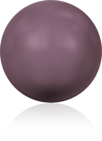 5810 - 3mm Swarovski Round - Burgundy Pearl