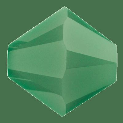 5301/5328 - 8mm Swarovski Bicone Crystal Bead - Palace Green Opal