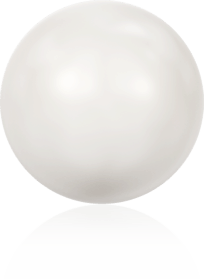 5810 - 4mm Swarovski Round - White Pearl