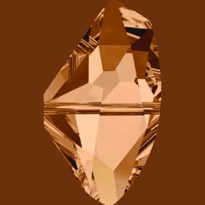 5556 - 13.5x24mm Swarovski Galactic Bead - Copper