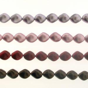 Swarovski Curved Pearl