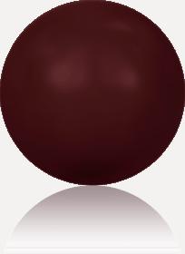 5810 - 6mm Swarovski Round - Bordeaux Pearl