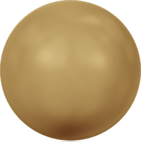5810 - 4mm Swarovski Round - Bright Gold Pearl