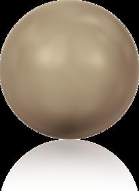 5810 – 12mm Swarovski Round – Bronze Pearl