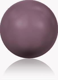 5810 - 4mm Swarovski Round - Burgundy Pearl