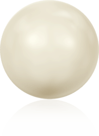 5810 - 3mm Swarovski Round - Cream Pearl