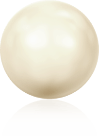 5810 - 6mm Swarovski Round - Creamrose Light Pearl