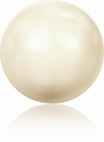 5810 - 4mm Swarovski Round - Creamrose Light Pearl